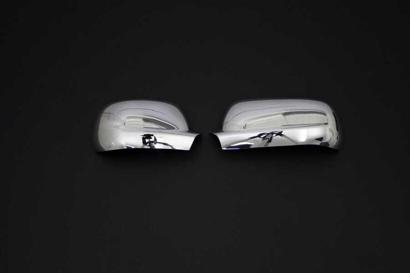 Krom Aksesuar » Omsa - VW Passat 3B Krom Ayna Kapağı 2 Parça Abs 1997-2004 Arası