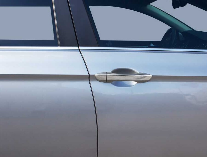 Krom Aksesuar » Omsa - VW Passat B8.5 Krom Kapı Kolu 4 Kapı Sensörsüz 2019 ve Sonrası