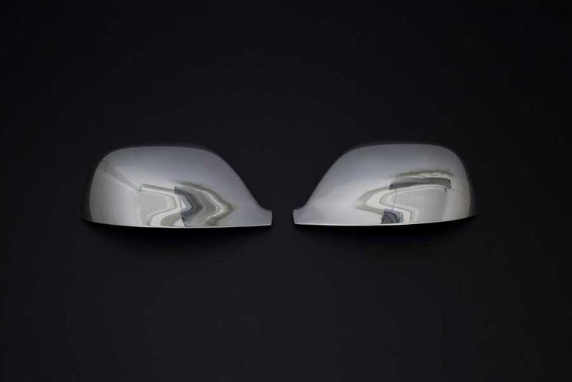 Krom Aksesuar » Omsa - VW T6.1 Caravelle Krom Ayna Kapağı 2 Parça ABS 2020 ve Sonrası
