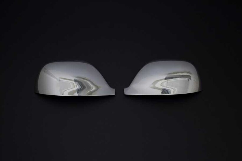 Krom Aksesuar » Omsa - VW T6.1 Transporter Krom Ayna Kapağı 2 Parça ABS 2020 ve Sonrası