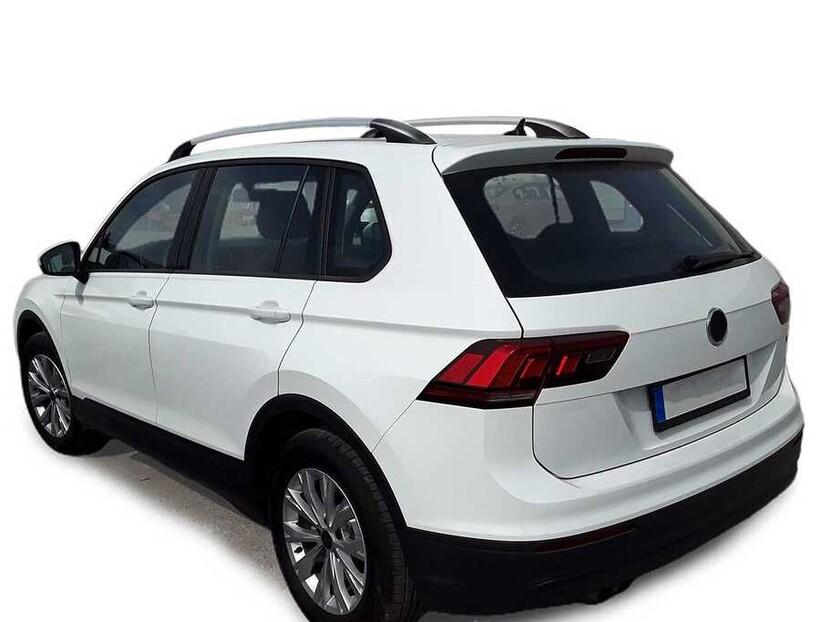 Tavan Çıtaları - VW Tiguan Solid Tavan Çıtası Alüminyum Yapıştırma 2016 ve Sonrası