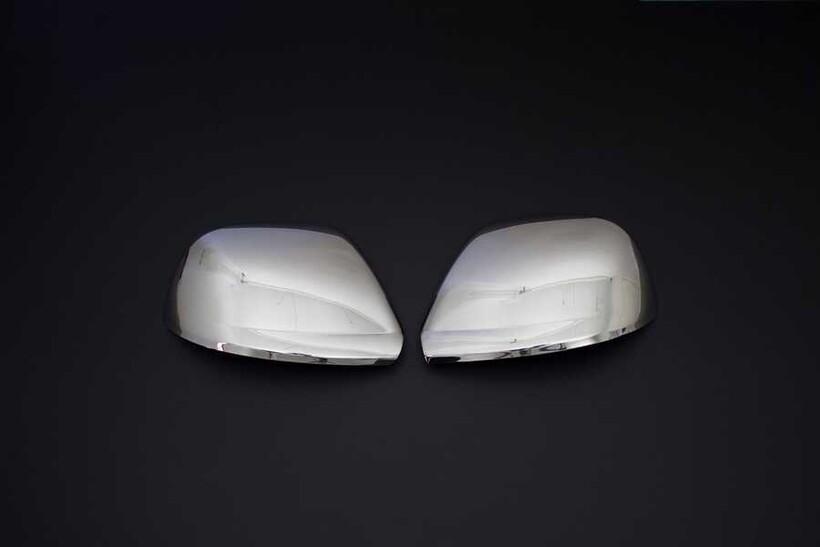 Krom Aksesuar » Omsa - VW Touareg Krom Ayna Kapağı 2 Parça 2008-2010 Arası