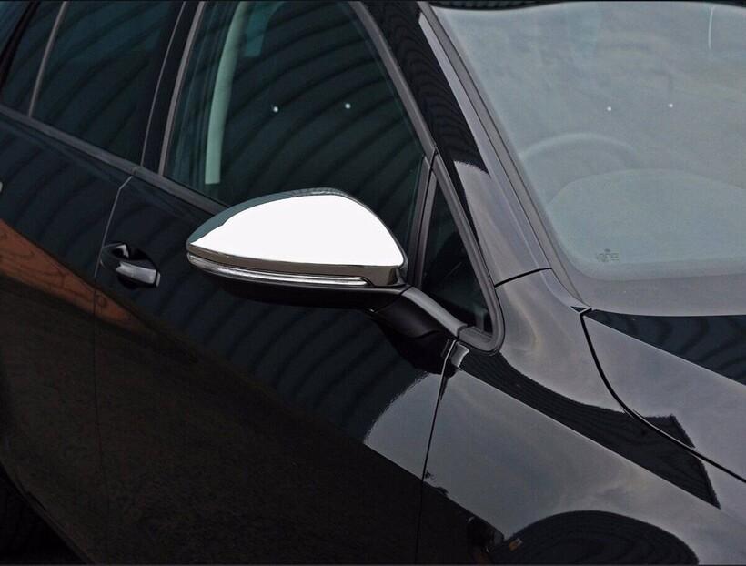 Krom Aksesuar » Omsa - VW Touran Krom Ayna Kapağı 2 Parça 2015 ve Sonrası