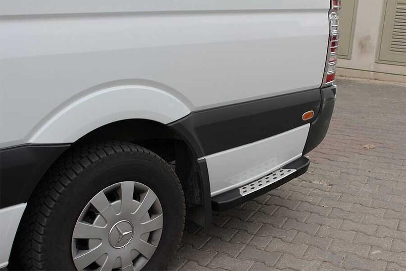 Teker Arkası - VW Volt / Lt Dot Line Teker Arkası Ekstra Uzun Şase 1998-2006 Arası